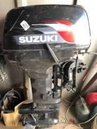 Suzuki. 40,00л.с., 2-тактный, бензиновый, нога L (508 мм), 2010 год
