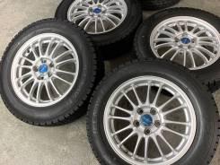 Manaray euro R15 5*100 6j et45 +185/65R15 Bridgestone Ecopia NH100 C