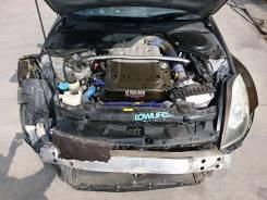 SWAP + Видео Двигатель Nissan Fairlady Z33 VQ35DE