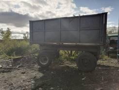 Калачинский 2ПТС-4. Продам тракторный прицеп 2птс-4, 4 000кг.