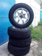 4 колеса на 205/70 R15 зимняя