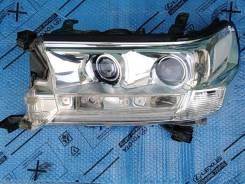 Левая фара Тойота Лэнд Крузер 2011-2020