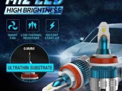 Лампа LED H4 комплект