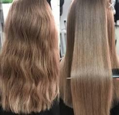 Нанопластика для волос