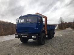 КамАЗ 43118 Сайгак. Продаётся грузовик Камаз с КМУ, 10 850куб. см., 10 000кг., 6x6