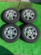 Продам отличный комплект колёс на литьё!