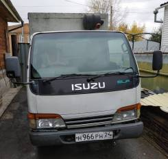 Isuzu NHR. Продаётся грузовик Isuzu elf, 3 100куб. см., 1 250кг., 4x2