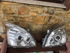 Фары на Toyota Land Cruiser Prado 120