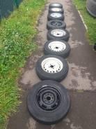 Колеса в сборе ВАЗ диски+шины размеры разные шин-каждая по 999 рублей!