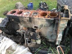 Двигатель в разборе на Вольво ФШ 12