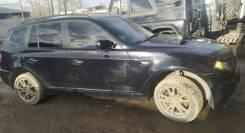 BMW X3. Кузов+ПТС, табличка E83