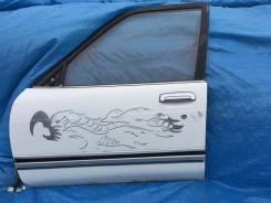 Дверь перед лево Toyota Carina AT170 5AFE