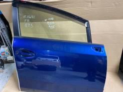 Дверь правая передняя Toyota Prius Alpha ZVW 41 цвет 8T5