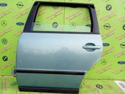 Дверь задняя левая VW Passat B5 (97-00г) универсал голое железо
