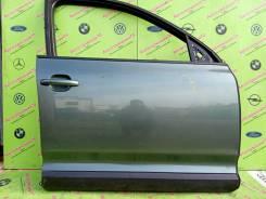 Дверь передняя правая Volkswagen Touareg 02-10г голое железо