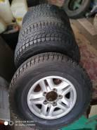 Продается комплект зимних колёс с литьём Bridgestone