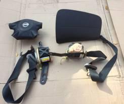 Подушки безопасности Алмера Almera N16