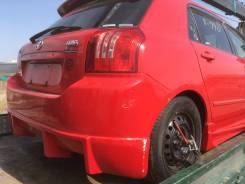 Бампер задний Toyota Corolla Fielder ZZE123