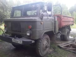 САЗ. Продам самосвал ГАЗ 66, 5 000кг., 4x4
