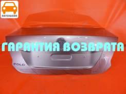 Крышка багажника Volkswagen Polo 2015-2020 оригинал 6RU827105A