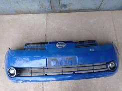 Бампер передний Nissan Note 2006