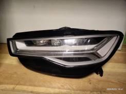 Фара левая Audi A6 C7 Full LED рестайлинг