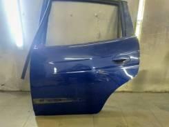 Дверь задняя левая Chevrolet Rezzo 2000-2008 [96386725]