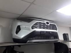 Бампер передний RAV4 2020г