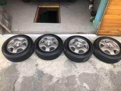 Комплект зимних колёс 2018 Bridgestone Blizzak VRX 195/65R15