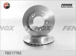 Диск тормозной Fenox TB217762 TB217762