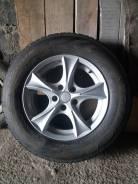 Продам колеса с шинами Triangle TR777 215/70 R16 в Иркутске