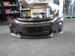 Бампер передний Toyota Aqua Late G`s Комплектации NHP10/NHP10H