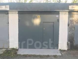 Гаражи капитальные. улица Гамарника 24в, р-н Столетие, 19,5кв.м., электричество, подвал. Вид снаружи