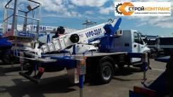 Випо-22. АГП ВИПО-22 на шасси ГАЗ-С41R33 NEXT автовышка, 4 430куб. см., 22,00м. Под заказ