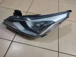 Фара Hyundai Solaris 2014-2017 [921014L700,921014lxxx], левая передняя