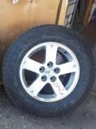 Колеса 215/70R16 Bridgestone Blizzak DM-V2