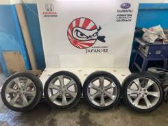 Комплект колес (диски оригинал Subaru R17 + резина Toyo Proxes 215x45)