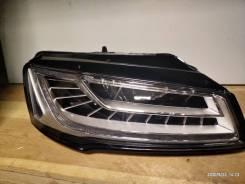 Фара правая Audi A8 D4 рестайлинг Matrix