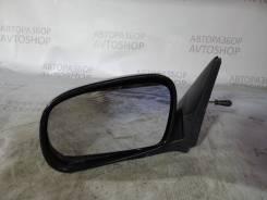 Зеркало левое механическое Daewoo Nexia 1995-2008