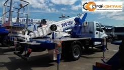 Випо-22. Новый АГП ВИПО-22 телескопическая вышка ГАЗ-С41R33 NEXT, 4 430куб. см., 22,00м. Под заказ