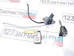 Ключ, брелок и личинка Toyota Camry ACV40