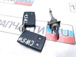 Ключ, брелок и личинка Mitsubishi Outlander CW5W