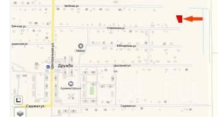 Продам земельный участок в Дружбе. 1 010кв.м., собственность