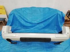 Бампер задний от Mitsubishi Pagero V75W 2003 гв