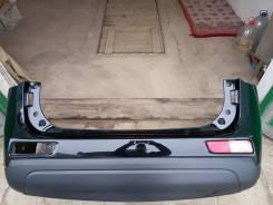 Аутлендер 3 задний бампер