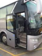 Golden Dragon. Пригородный автобус Голден Драгон 6127 CNG(Метан), 55 мест, В кредит, лизинг