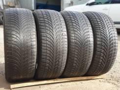 Michelin Latitude Alpin LA2. зимние, без шипов, б/у, износ 30%