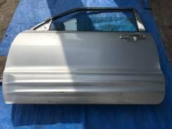 Дверь передняя левая на коротыша Mitsubishi Pajero