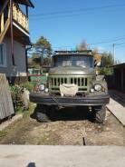 ЗИЛ 131. Продам грузовик Зил 131 с крановой установкой, 6 000куб. см., 5 000кг., 6x6