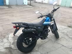 Yamaha TW 225. 225куб. см., исправен, птс, с пробегом